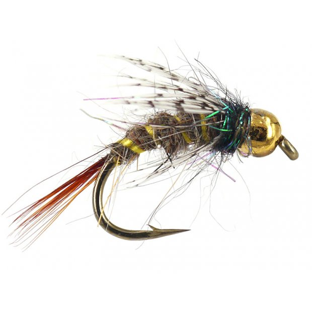 TG March Brown Variant Nymph
