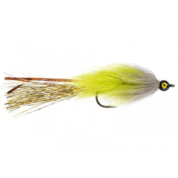Olive Grey Attractor Jig