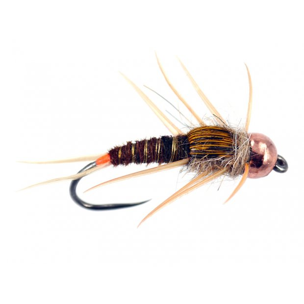 Marbled Elite Stonefly Nymph TG BL